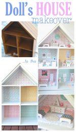 Doll's House Makeover