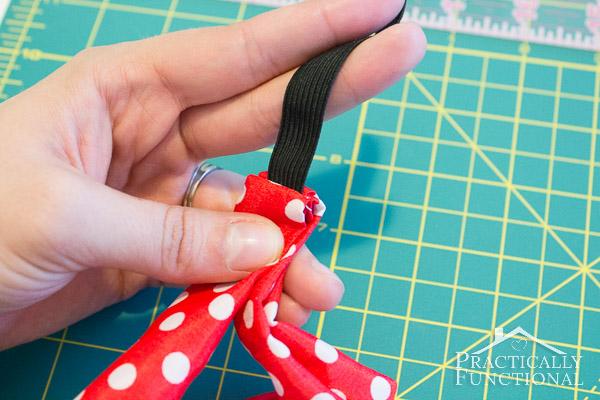 How to make a turban headband-10