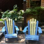 Painted Adirondack Chairs