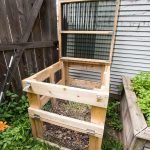 How To Build A DIY Compost Bin + Free Plans & Cut List!