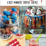 Will you be entertaining this weekend?  If you are in need of some great last minute Fourth of July treats, this list has you covered!