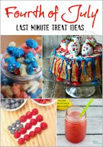 10 Last Minute Fourth of July Treats
