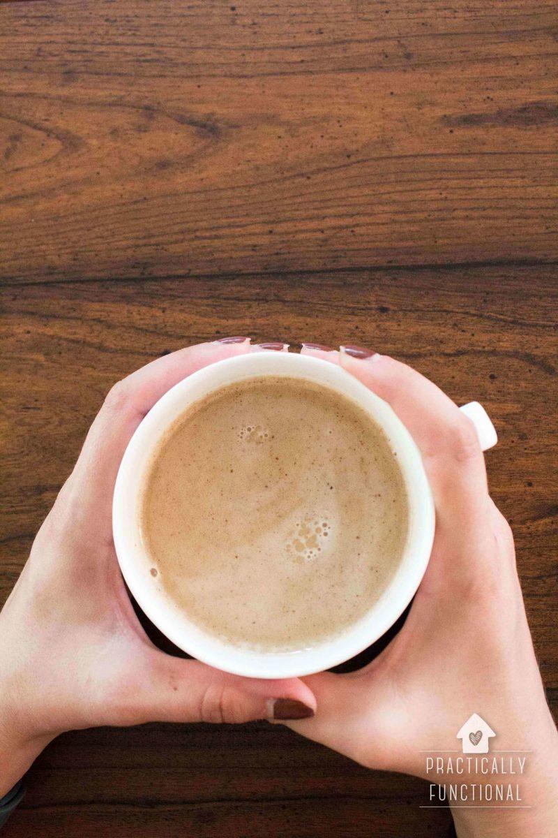 Butter Milk Coffee Bundt Cake