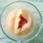Fresh Peach Lime Margarita