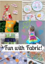Fun with Fabric Projects!