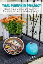 The Teal Pumpkin Project – Halloween 2014