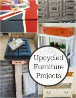 9 Upcycled Furniture Projects