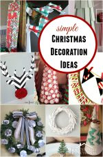 10 Simple Christmas Decoration Ideas