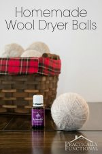How To Make Homemade Felted Wool Dryer Balls