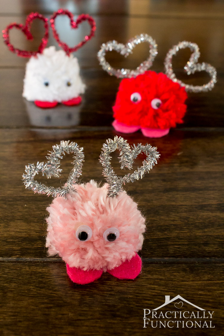 Easy Valentine Crafts For First Graders