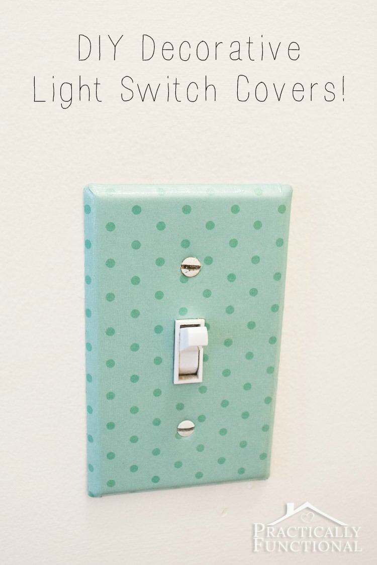 Decorative Light Switches And Plates