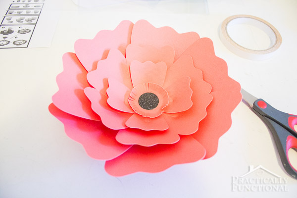 Paper flower template martha stewart boatremyeaton paper flower template martha stewart mightylinksfo