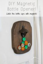 How To Make A DIY Magnetic Bottle Opener
