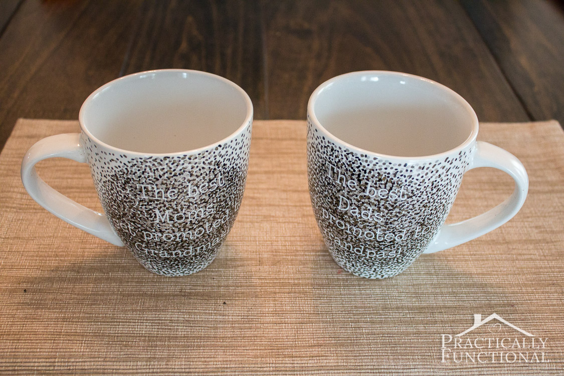 How To Make A Diy Sharpie Mug That S Washable
