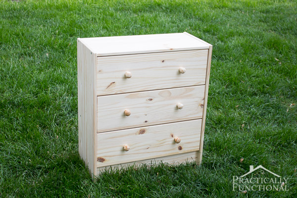 Rast Ikea Hack- Make Your Own Hollywood Regency Nightstand!-10