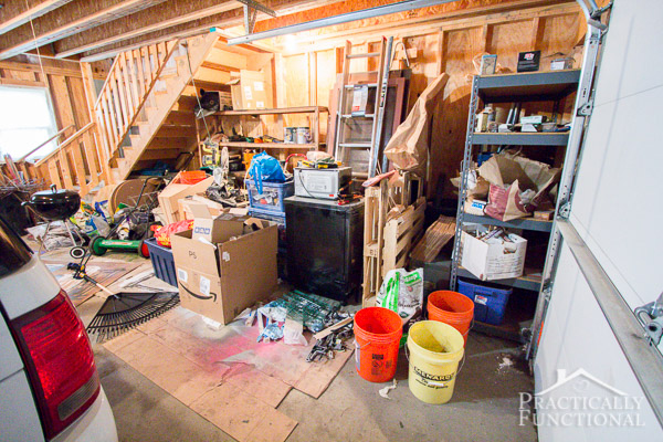 Remodel Garage