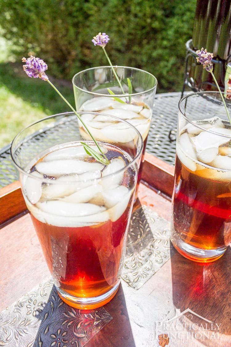 how to make perfect ice tea