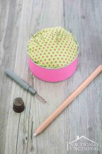 DIY Tin Can Pincushion