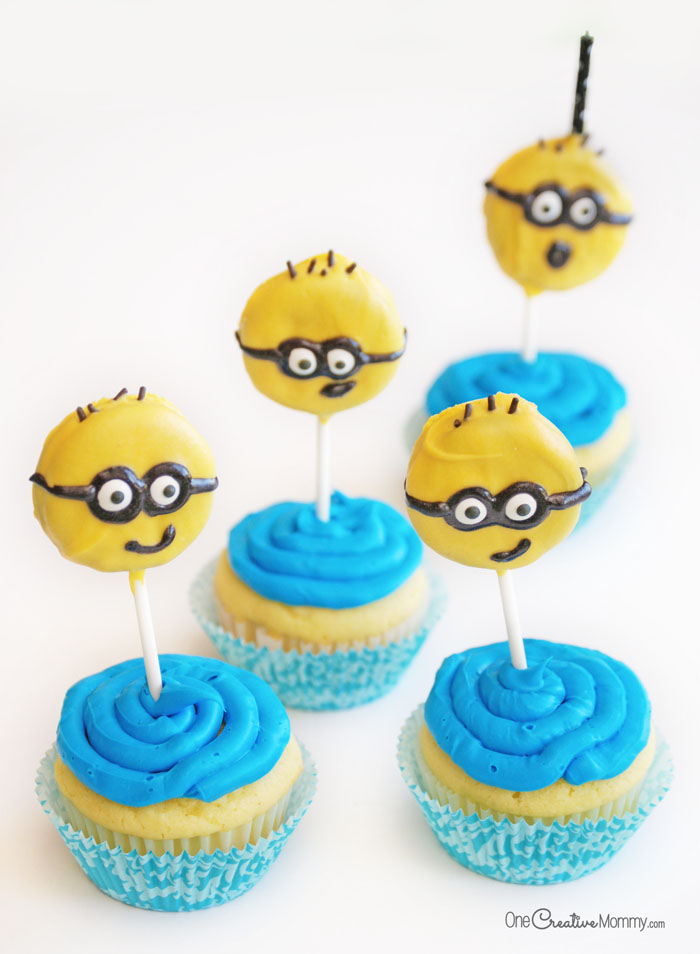 Minion Cakes Easy To Make