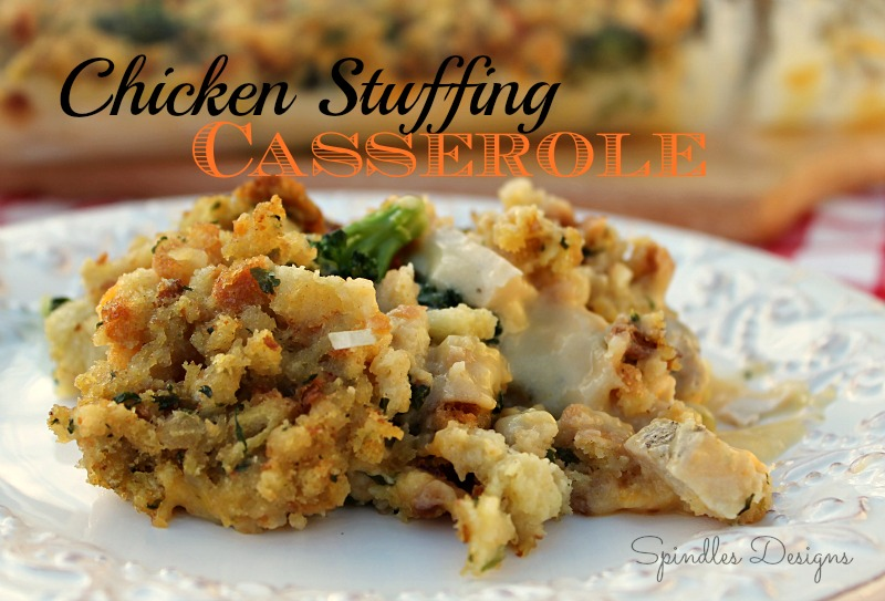 recipe: chicken and stuffing bake [25]
