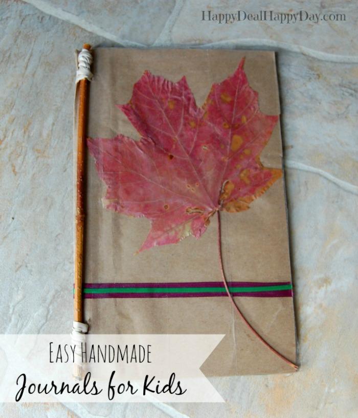 easy handmade journal for kids 3