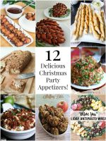 So Creative! – 12 Delicious Christmas Party Appetizers