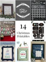 So Creative! – 14 Christmas Printables