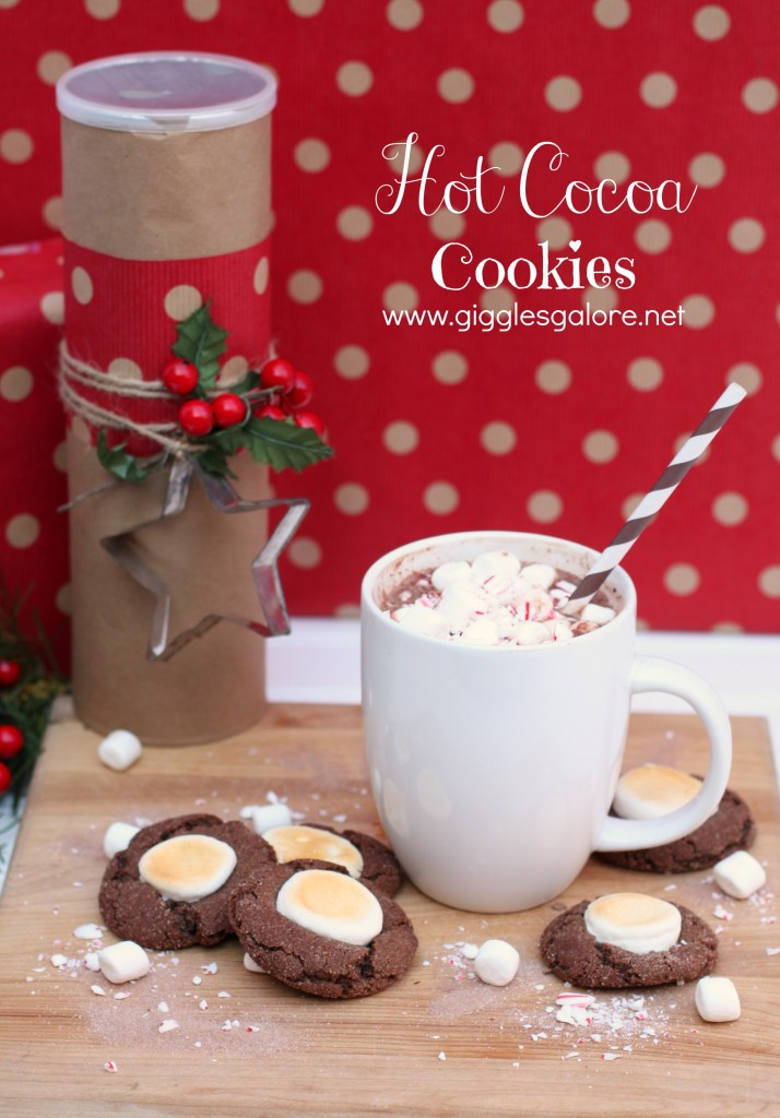 Hot Cocoa Cookies - and 8 other delicious holiday recipes!