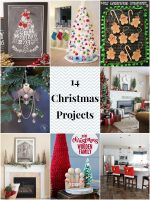 So Creative! – 14 Christmas Decor Projects