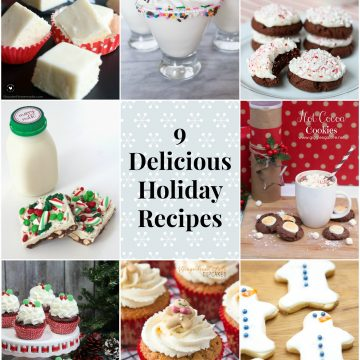 So Creative! – 9 Delicious Holiday Recipes