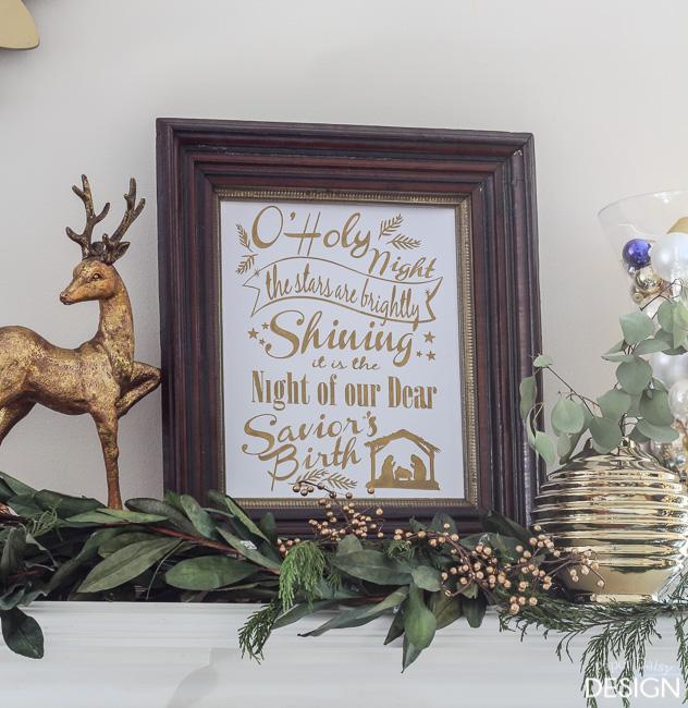 O Holy Night Printable - and 13 other Christmas printables!