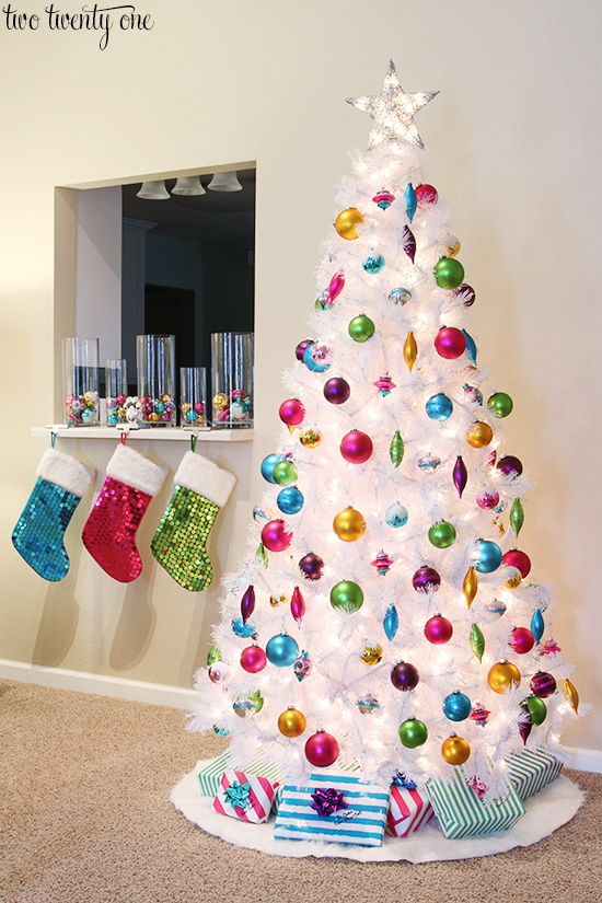 Our 2014 Christmas Tree - and 13 other great Christmas projects!