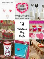 So Creative! – 19 Fun Valentine's Day Crafts