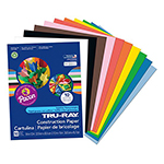 Construction paper - Assorted colors - 50 pack