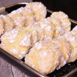 Cool Whip Cookies are a quick and easy cookie to make any time of year! You can use any boxed cake mix too.