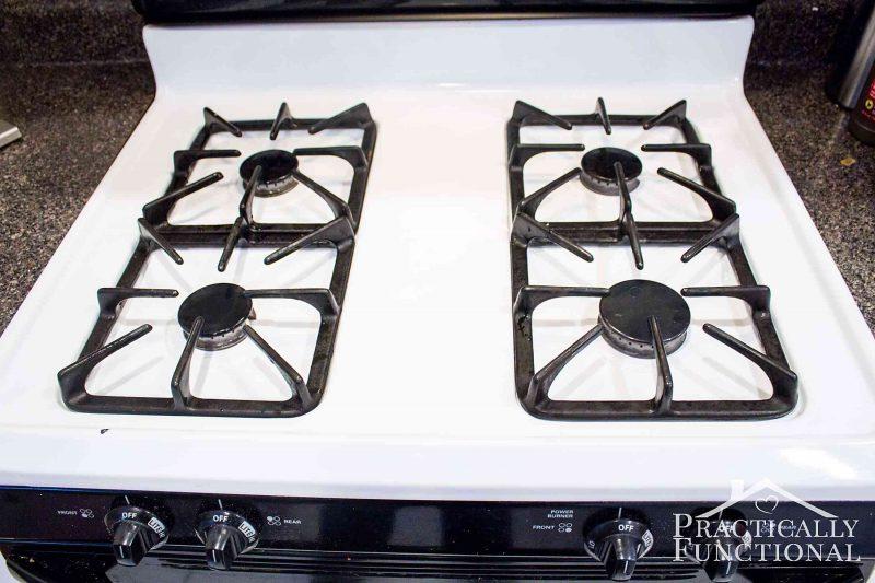 Gas Stove Top Individual Replacement Burner Rings