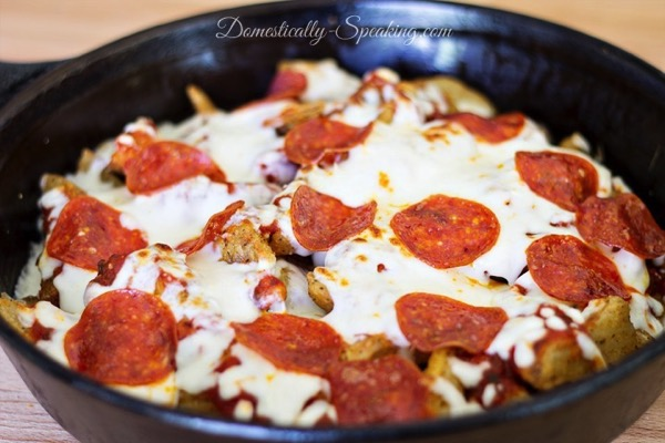 Pizza Fries - and 26 other delicious comfort food recipes!