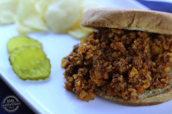 Sloppy Joes - and 26 other delicious comfort food recipes!