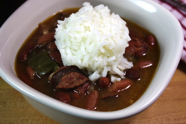 Slow Cooker Red Beans & Rice - and 26 other delicious comfort food recipes!