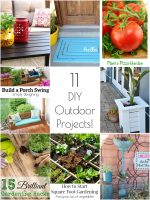 So Creative! 11 Amazing DIY Outdoor Projects