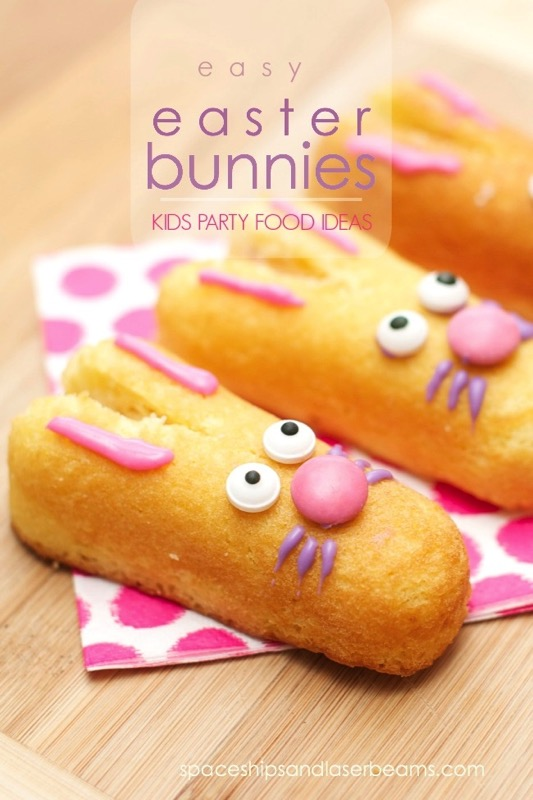 Easy Easter bunnies - and 15 other yummy Easter desserts!