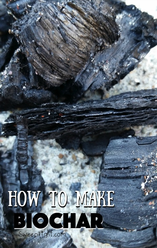 How to make biochar to improve your garden soil - and ten other amazing DIY outdoor projects to try this spring!