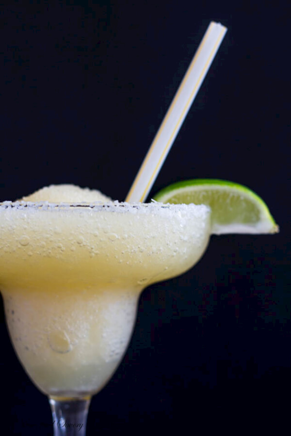 Frozen Beer Margarita - and 10 other cool, refreshing summer drink recipes!