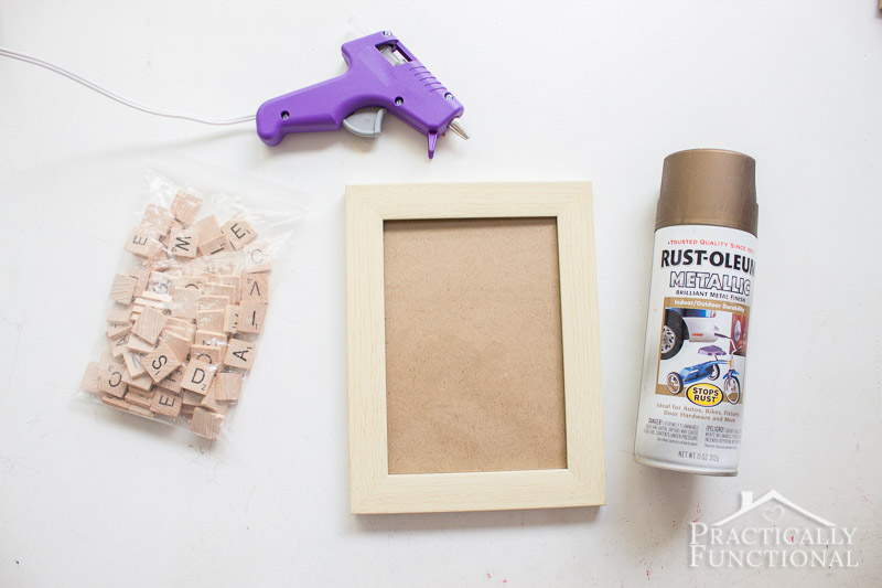 10 Minute Father s Day Picture Frame 3