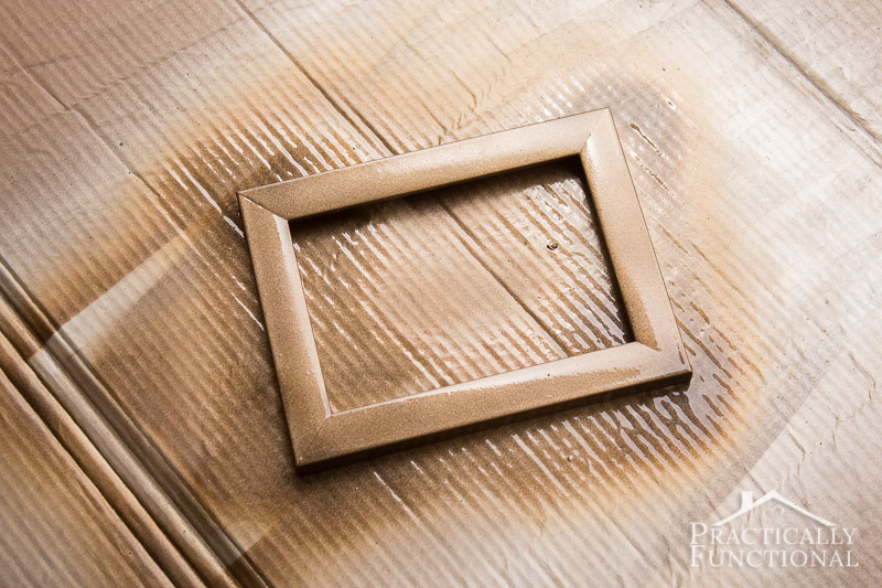 10 Minute Father s Day Picture Frame 4