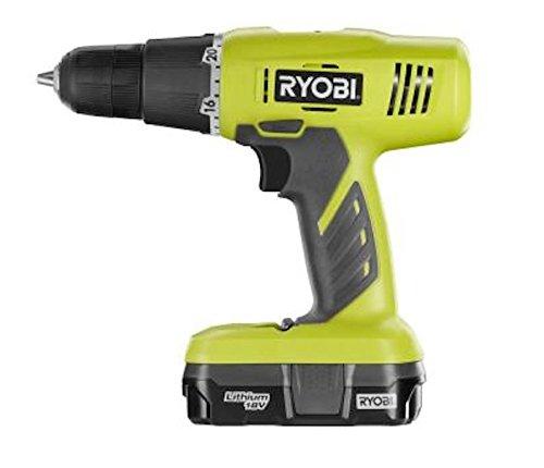 Ryobi 18-Volt ONE+ Cordless Drill/Driver