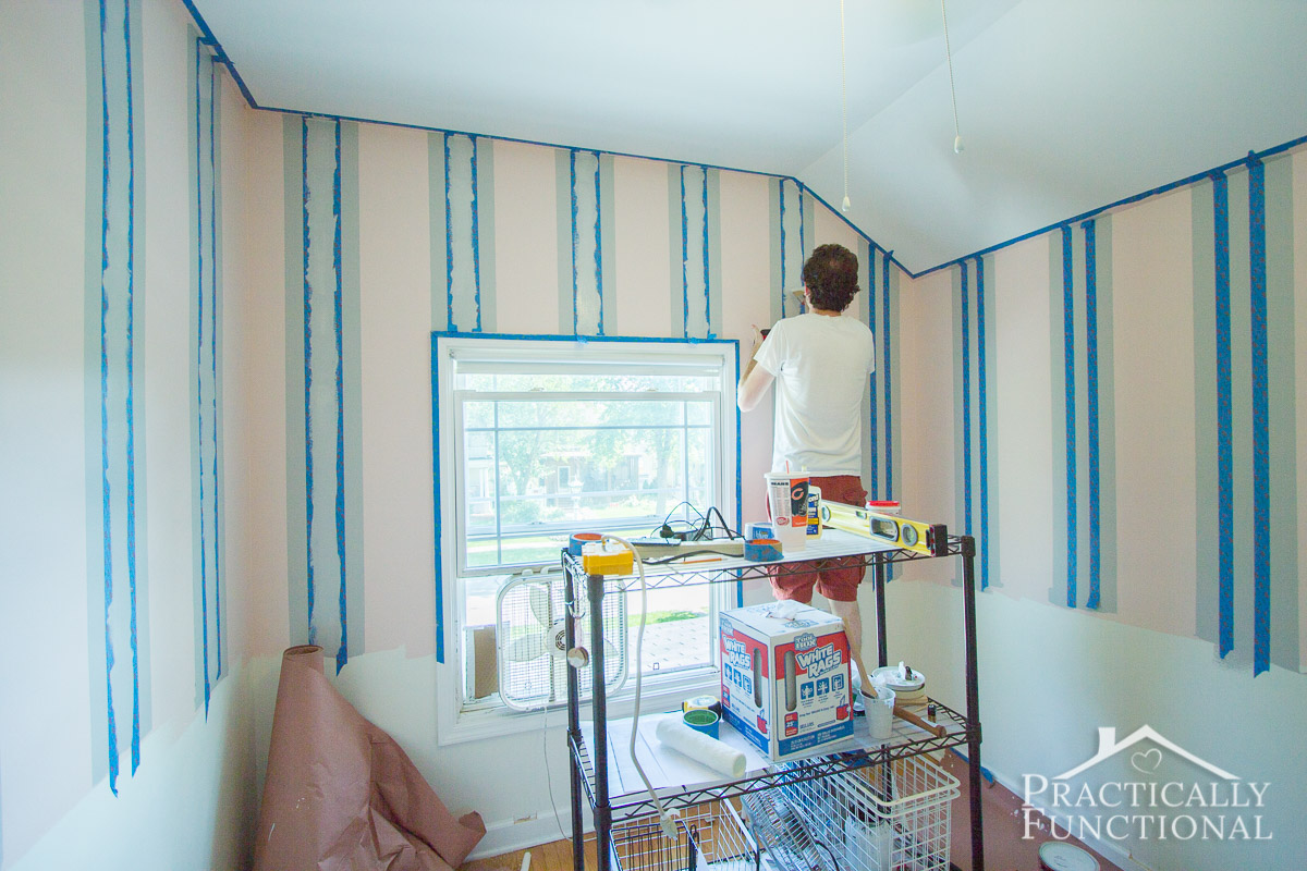 Painting Accent Walls In Kitchen