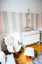 DIY Steampunk Nursery: Part 1 – Painting The Walls
