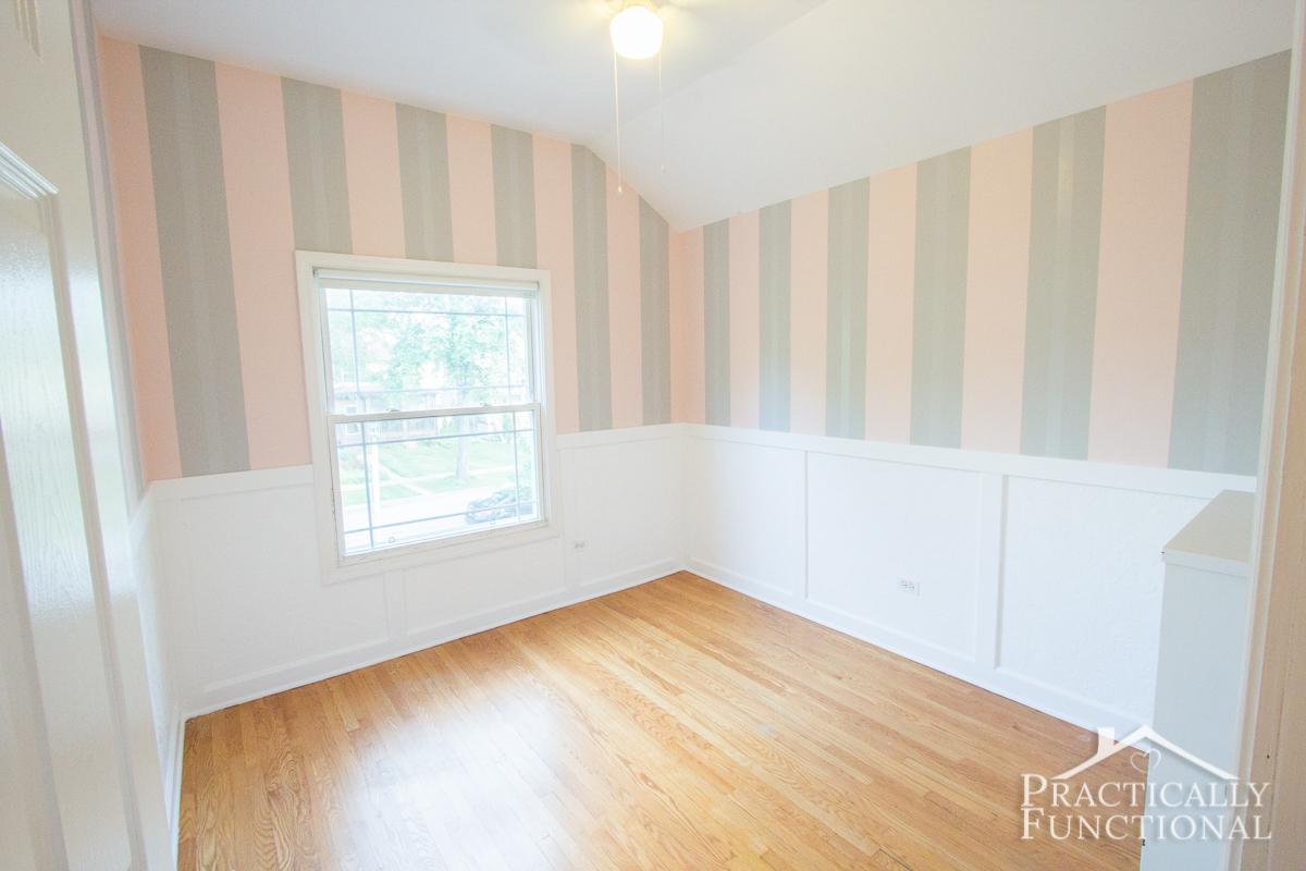 Painting Wainscoting Same Color As Wall