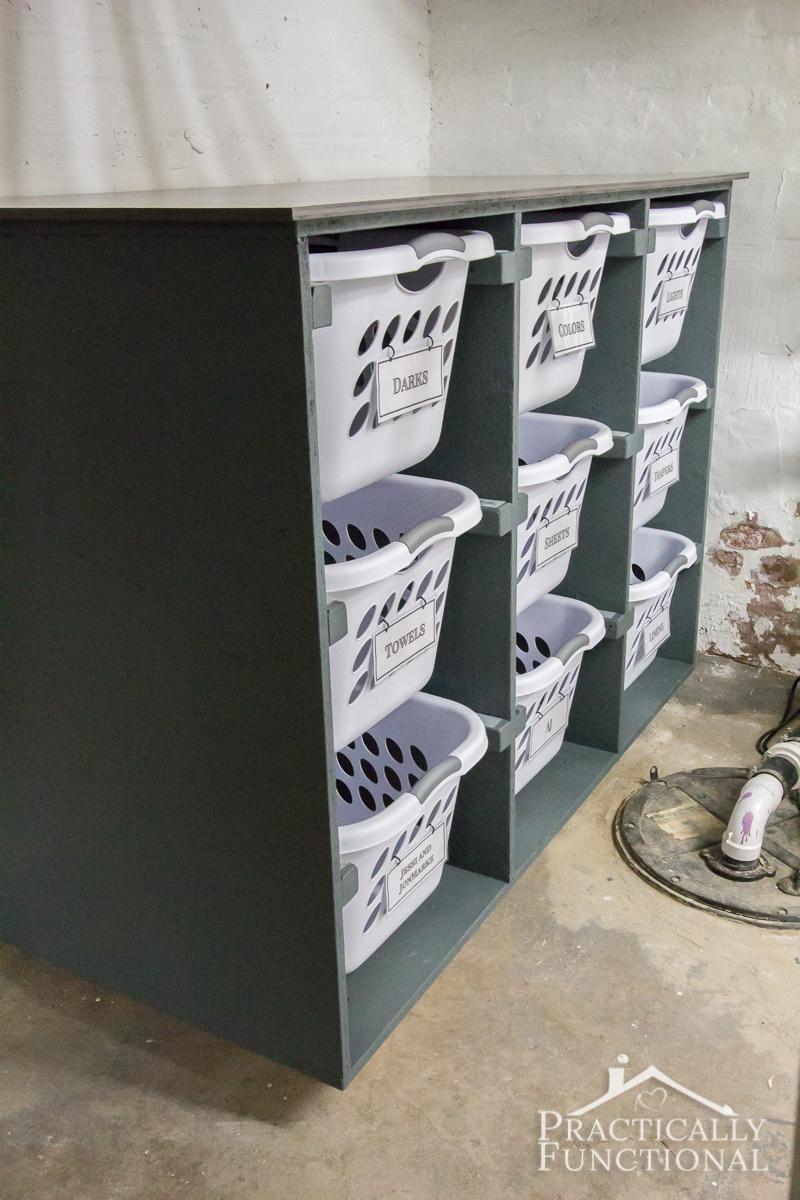 20+ Diy Pallet Laundry Basket Dresser